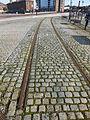 Former railway line at Princes Dock, Liverpool (8).JPG