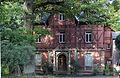 Forststraße 26 ehemaliges Jagdhaus, anspruchsvolles Landhaus in zeittypischem Materialwechsel, letztes Viertel des 19. Jahrhunderts.jpg