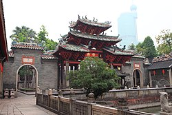 Foshan Ancestral Temple in Chancheng