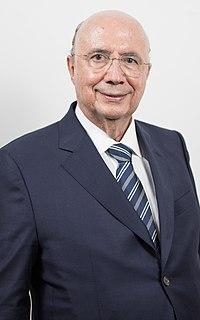 Henrique Meirelles Brazilian economist