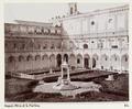 Fotografi av Atrio di S. Martino. Neapel, Italien - Hallwylska museet - 106842.tif