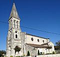 Foulayronnes - Église Saint-Sernin d'Artigues -1.JPG