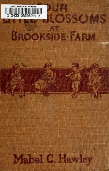 File:Four Little Blossoms at Brookside Farm.djvu