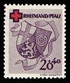 Fr. Zone Rheinland-Pfalz 1949 43A Rotes Kreuz.jpg