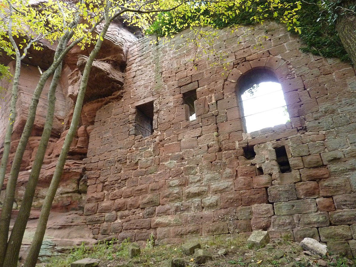 Château d'Ochsenstein - Wikipedia