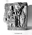 Fragment of tomb relief, Graeco Roman Wellcome L0013588.jpg
