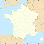 Bleu d'Auvergne is located in França