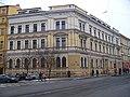 Francouzská 19, Sázavská 2, obvodní soud pro Prahu 2.jpg