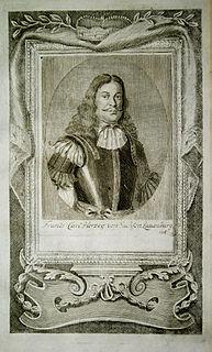 Francis Charles of Saxe-Lauenburg Prince of Saxe-Lauenburg