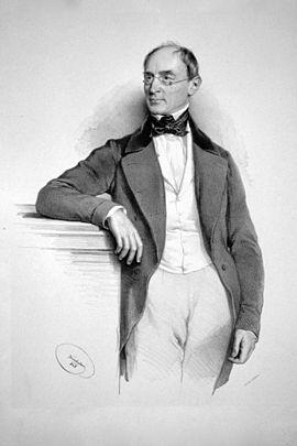 Franz Xaver von Pillersdorf