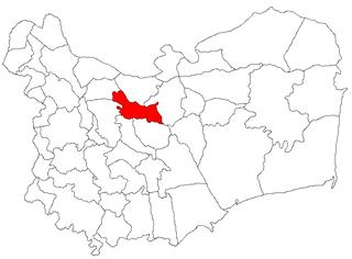 Frecăței, Tulcea Commune in Tulcea, Romania