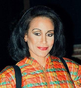Freda Payne - Payne in 1998