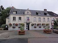 Fresnoy-le-Grand (Aisne) mairie.JPG