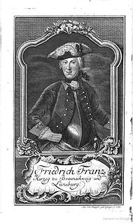 Frederick Francis of Brunswick-Wolfenbüttel