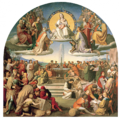 Friedrich Overbeck - The triumph of religion in the arts.png