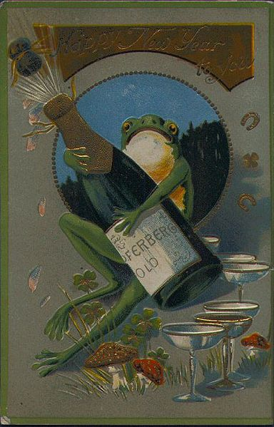 File:FrogNewYearChampagne.jpg