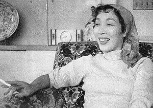 Fubuki Koshiji - Koshiji in 1954