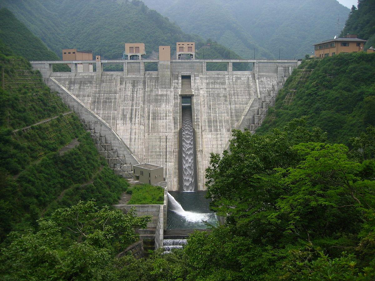 Fukashiro Dam Wikipedia