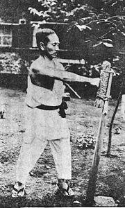 Funakoshi Makiwara.jpg