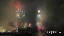 File:Funchal New Year's Eve Fireworks 2019-2020 - Madeira.webm