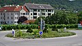 Furth bei Göttweig - Kreisverkehr Untere Landstraße.jpg