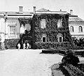 Gács 1940, Gróf Forgách János kastélya. Fortepan 6087.jpg