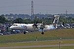 G-ECOR DHC-8-402 Flybe BHX 22-06-18 (43125222631).jpg