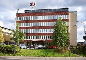 G4S - The former G4S offices in Västberga, Stockholm