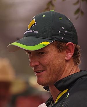 George Bailey (cricketer, born 1982) - Bailey with Australia in 2014