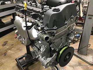General Motors Atlas engine Motor vehicle engine