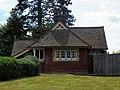 GOC Redbourn 122 Gate Lodge Number 2, Childwick Bury Stud, St Michael (23898398479).jpg