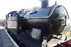 GWR 6619 Steam Engine (6648848149).jpg