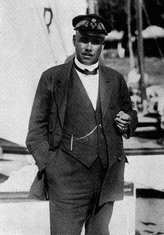 Gustaf Estlander - Image: G E 1923