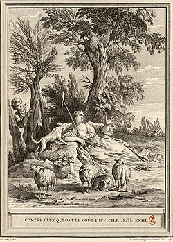 Gaillard-Oudry-La Fontaine-Contre ceux qui ont le goût difficile.jpg