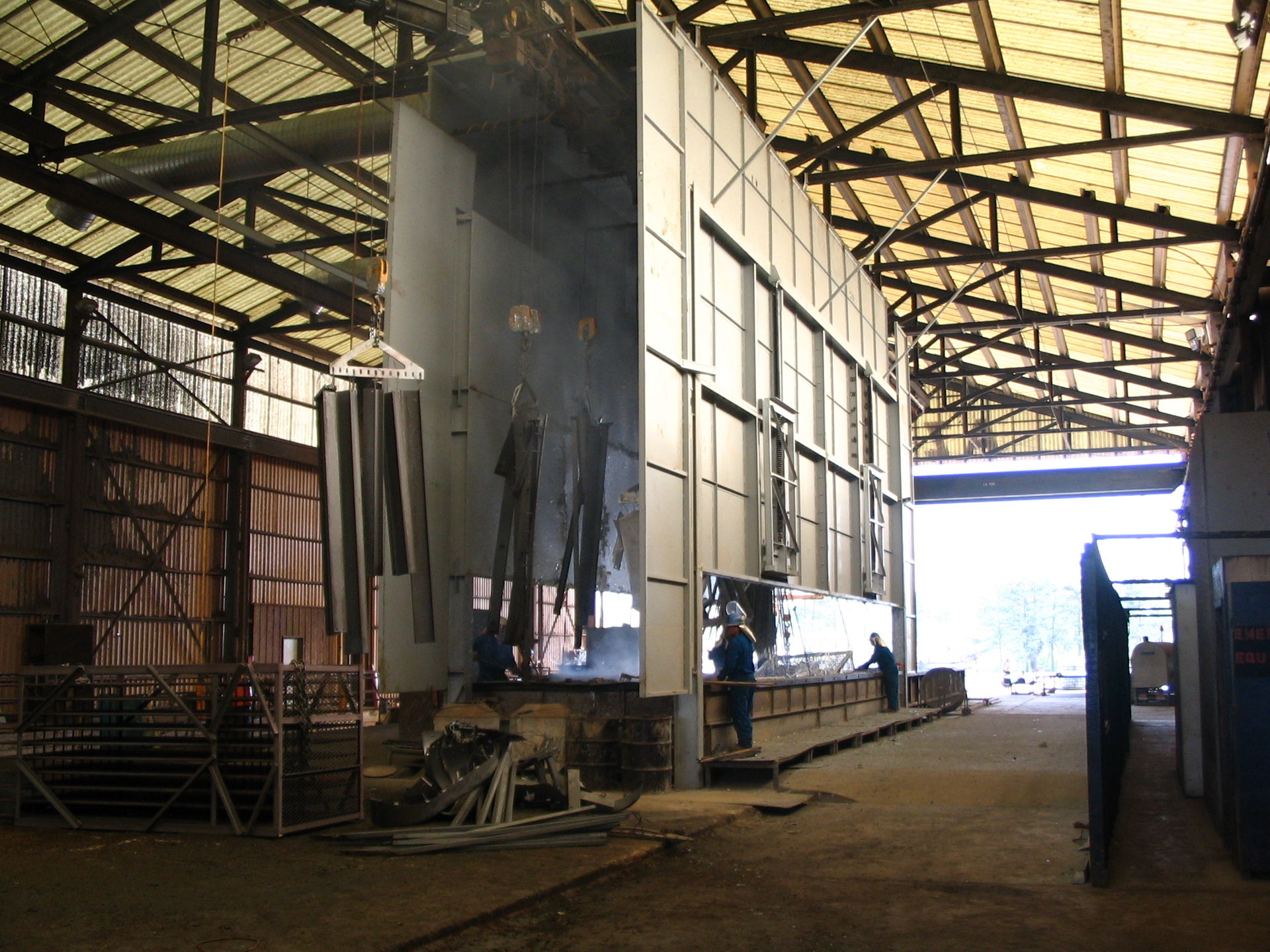 Process of Hot Dip Galvanizing