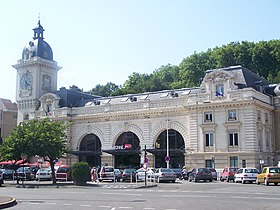 gare de bayonne wikip dia. Black Bedroom Furniture Sets. Home Design Ideas
