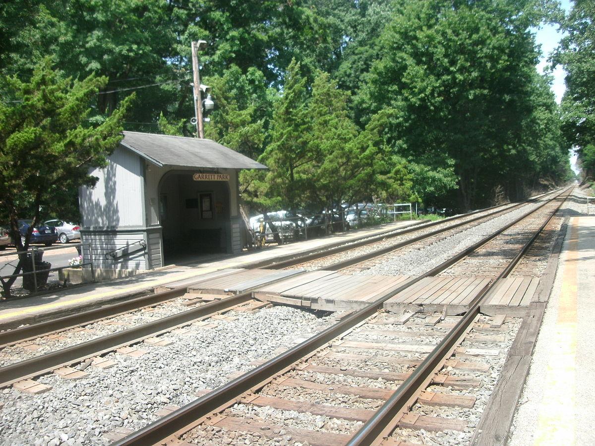 City Line Avenue >> Garrett Park station - Wikipedia