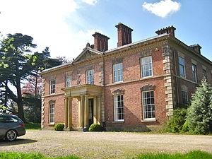 John Hubbard Sturgis - Garthmyl Hall by J K Colling, 1859