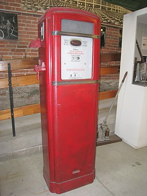 Gas Pump 3 - Charles River Museum of Industry,...