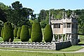 Gatehouse and Garden at Lanhydrock House - geograph.org.uk - 455917.jpg