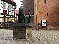 Gdańsk bazylika Mariacka model.jpg