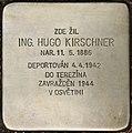 Gedenkstein für Hugo Kirschner (Brno).jpg