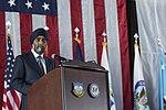 Gen Lori J. Robinson takes command of NORAD and USNORTHCOM (26996650855).jpg