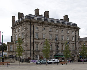 George Hotel, Huddersfield - George Hotel, Huddersfield