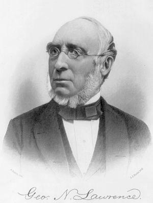 George Newbold Lawrence