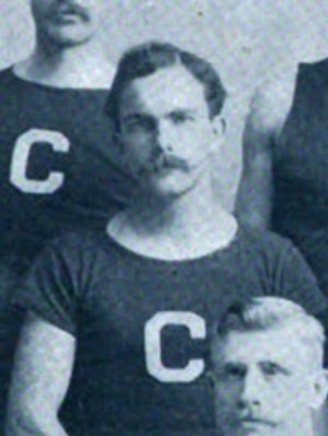 George Roy Harvey - Harvey pictured at Cornell c. 1893