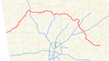 Georgia state route 53 map.png