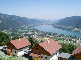 Steindorf am Ossiacher See Place in Carinthia, Austria