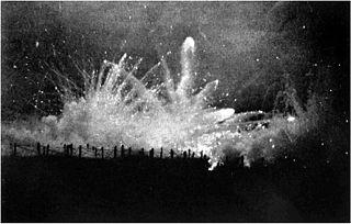 Barrage (artillery)