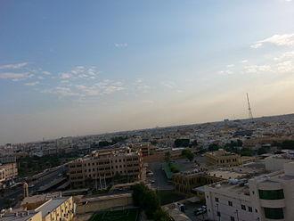 Dammam - Ghornata area